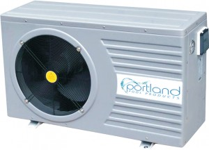 Portland Heat Pump - from Splash Pool Supplies