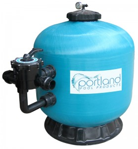 Side Mount Portland Sand Filter from Splash Pool Supplies