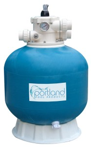 Portland Sand Filter Top Mount from Splash Pool Supplies