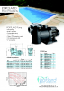Portland Pool Pump – Sales Leaflet